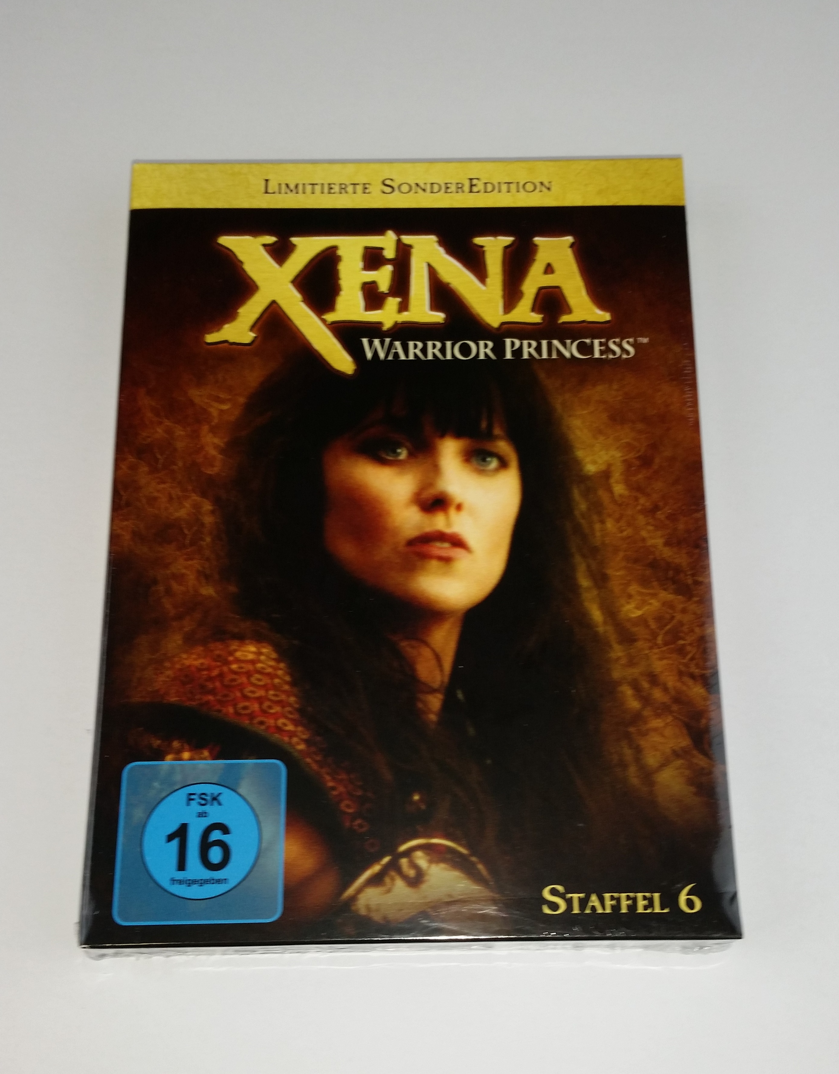 Xena - Staffel 6 *Limited Edition*