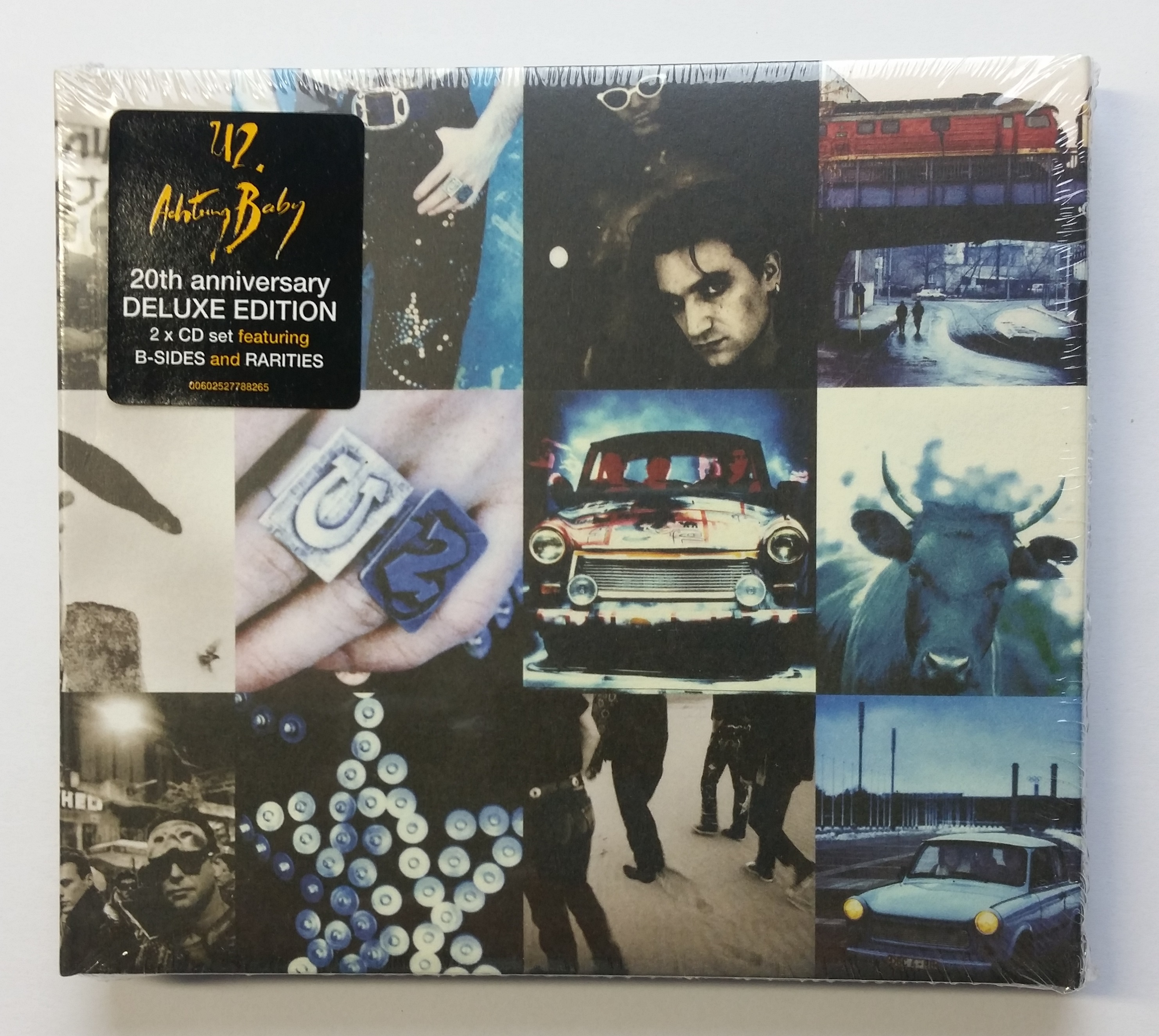 U2 Achtung Baby 20th Anniversary - Remastered Deluxe Edition