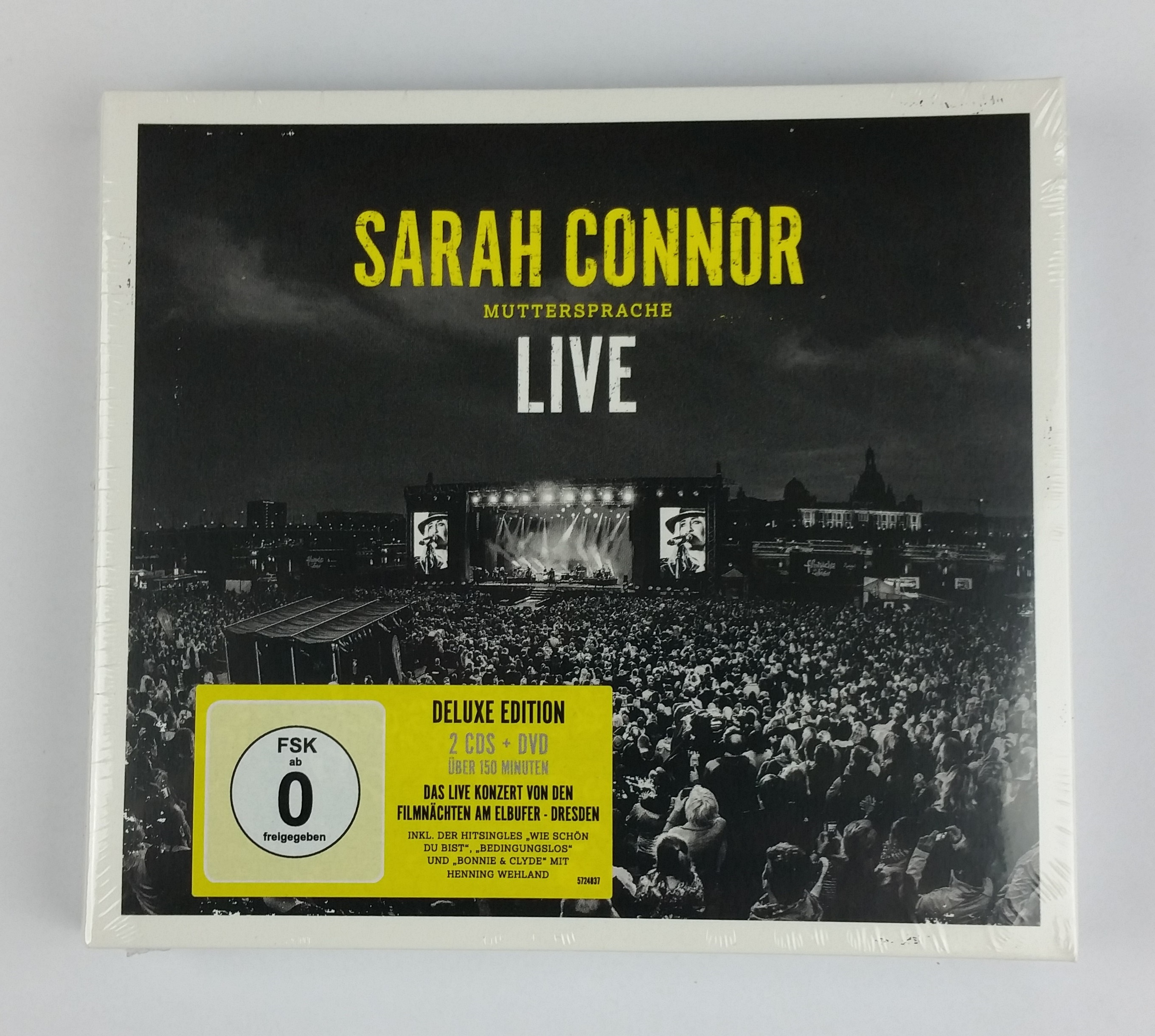 Muttersprache  Live 2CD  DVD Deluxe Edition