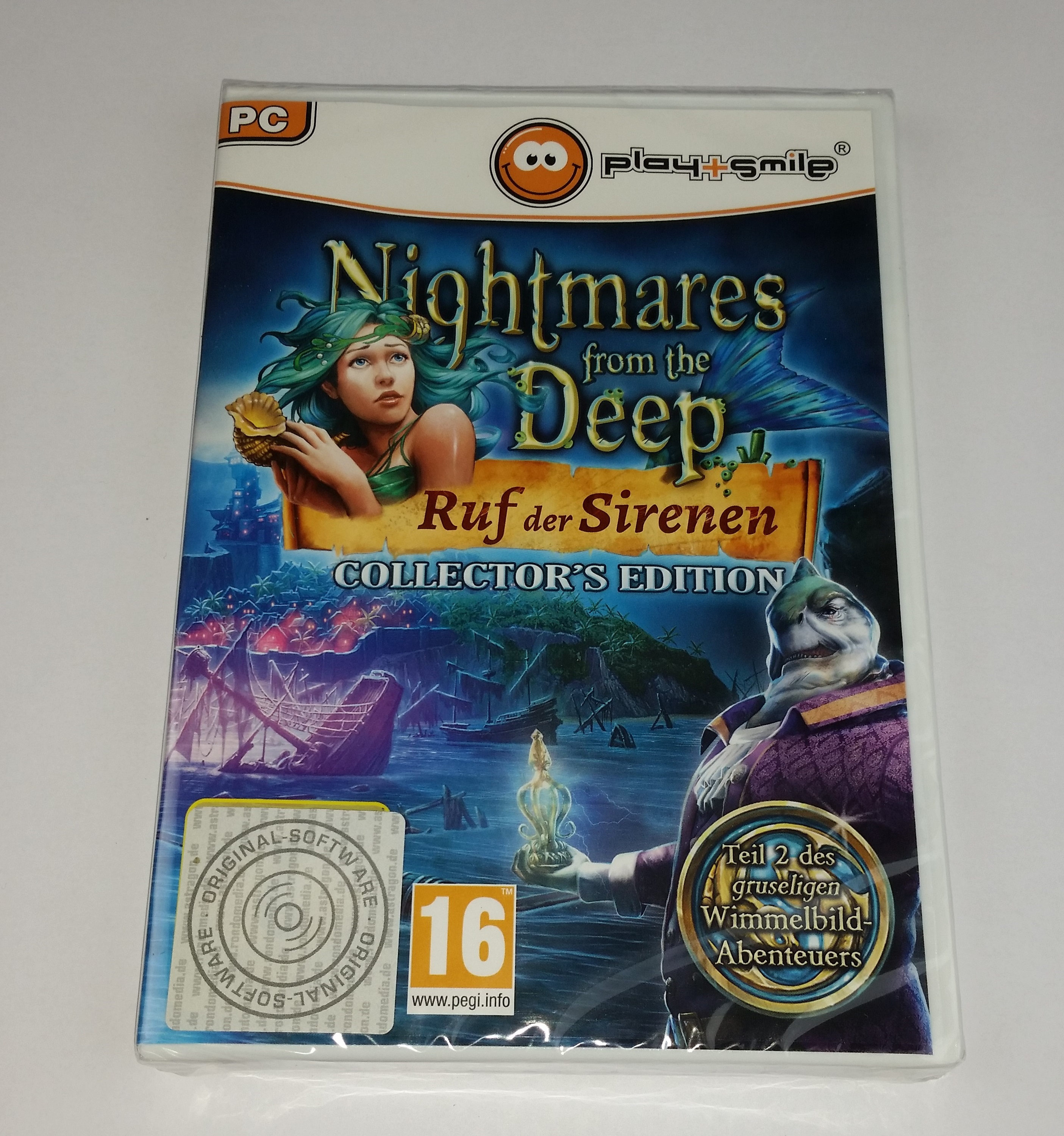 Nightmares   from the Deep: Ruf der Sirenen (Collectors Edition)